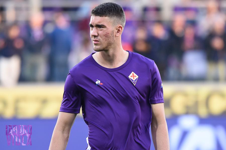 """Torino ma quale gemellaggio, insultato Vlahovic: """"Zingaro di m****"""""""