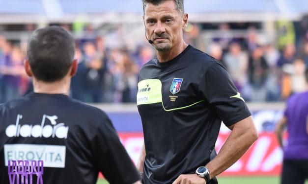 Moviola, Giacomelli si prende la sufficienza in pagella per Torino-Fiorentina