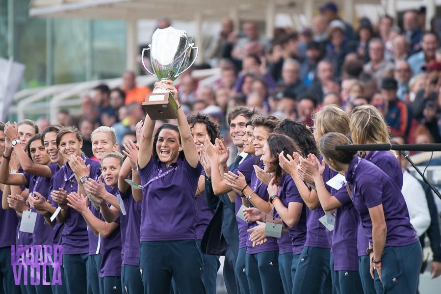 Fiorentina Women's, formazioni iniziali della sfida contro la Juventus Women