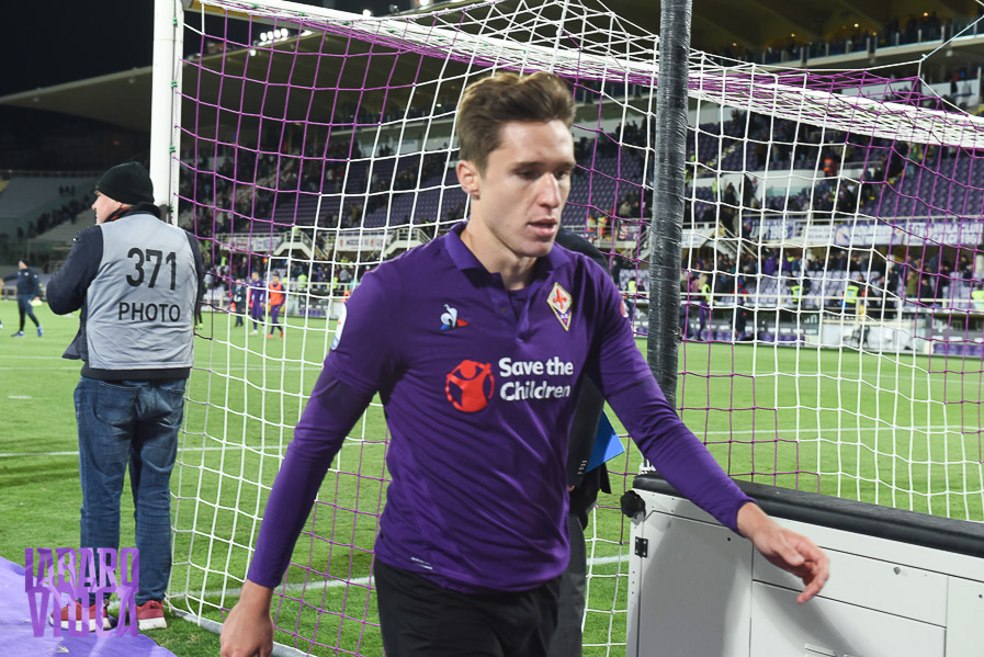 Tuttosport, Inter e Juventus vogliono Chiesa, Paratici mette sul piatto Pjaca per la Fiorentina
