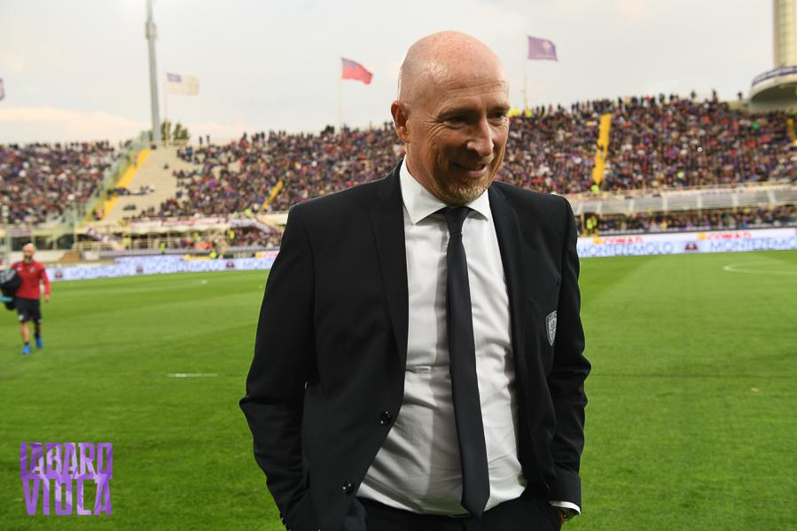 """Rolando Maran sicuro: """"Con lo spirito giusto avremo la meglio sulla Fiorentina"""""""