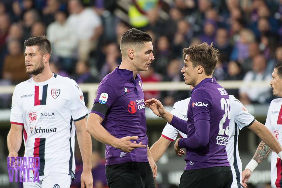 Cagliari-Fiorentina: probabili formazioni, squalificati e indisponibili…