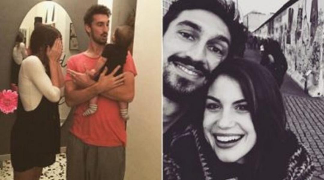 Francesca Fioretti parla della morte del compagno Astori: