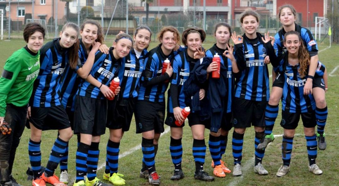 Altra grande innesto nel calcio femminile, nasce l'Inter Women's. Acquistato titolo