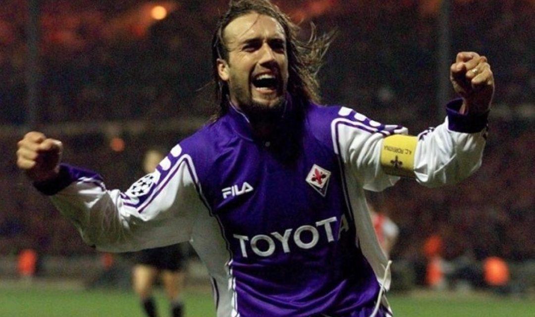 """Batistuta: """"Ho rifiutato Milan, Real e United per la Fiorentina. Avrei vinto di più ma mi sarei annoiato…"""""""
