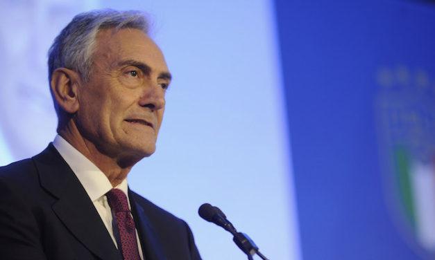ACF: auguriamo a Gravina un buon lavoro, eletto all'unaminità da parte di tutti