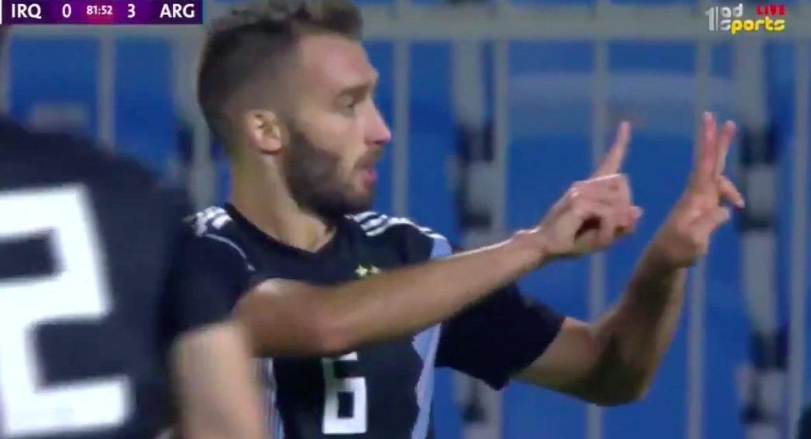 """Pezzella: """"Col Cagliari vogliamo i tre punti. Astori fece un bel gesto per me, per questo gli ho dedicato il gol"""""""