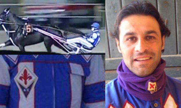 """Esclusiva Raf Palomba, il driver napoletano tifoso viola: """"Sono malato di Fiorentina, secondo me la squadra…"""""""