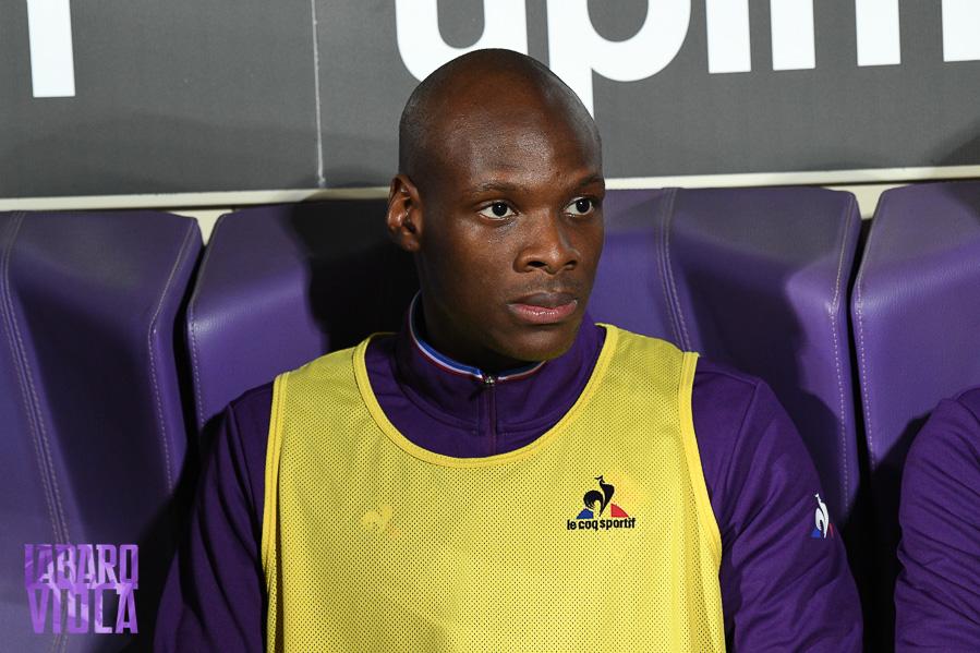 Il centrocampista Dabo in uscita dalla Fiorentina è vicino al trasferimento alla Spal