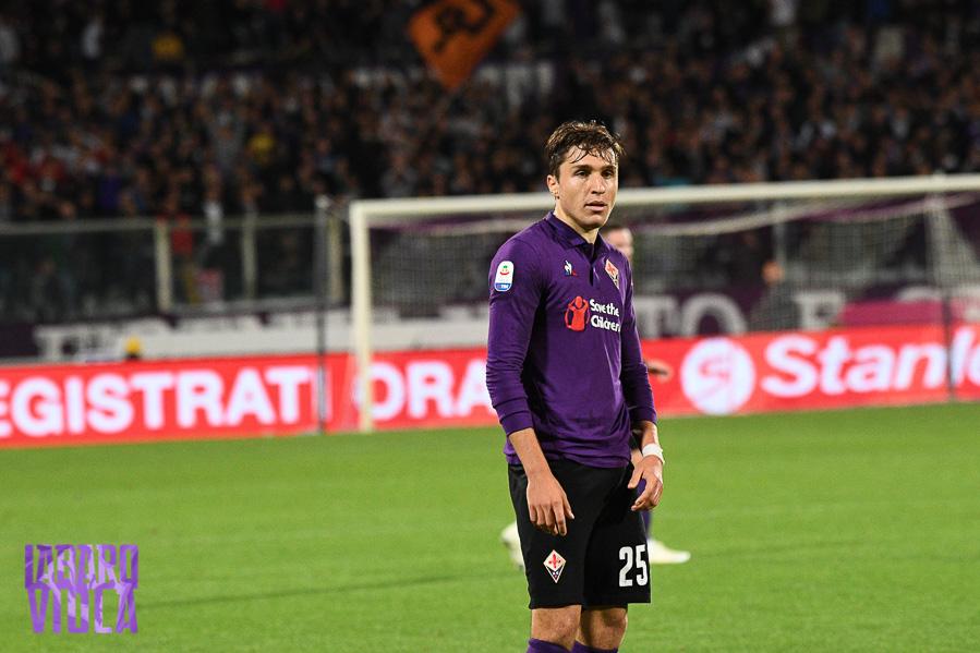 """CdS: """"Fiorentina, prova Chiesa falso nueve come Mertens"""". Simeone non segna, la soluzione…"""