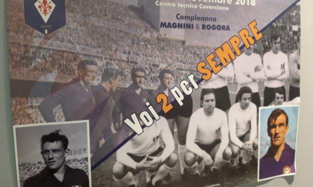 Photogallery: Cena delle Glorie Viola a Coverciano, presenti i campioni storici della Fiorentina