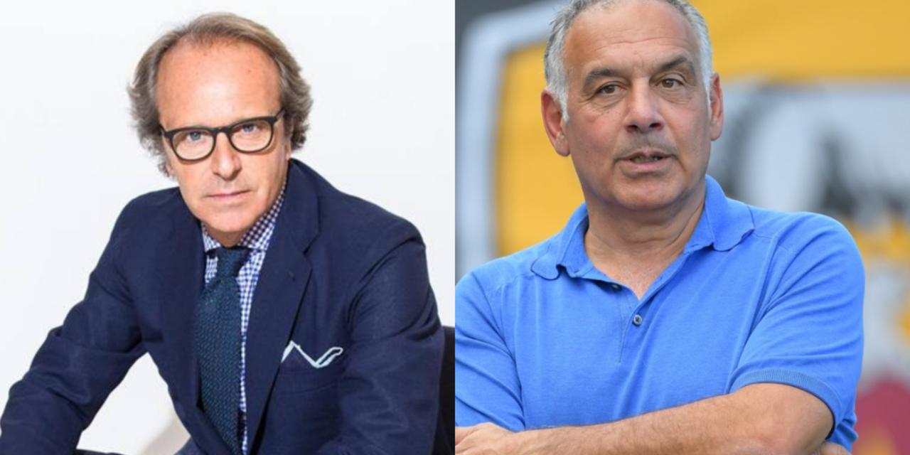 Della Valle Vs Pallotta, critiche dai tifosi e lo stesso sogno nel cassetto, lo stadio nuovo