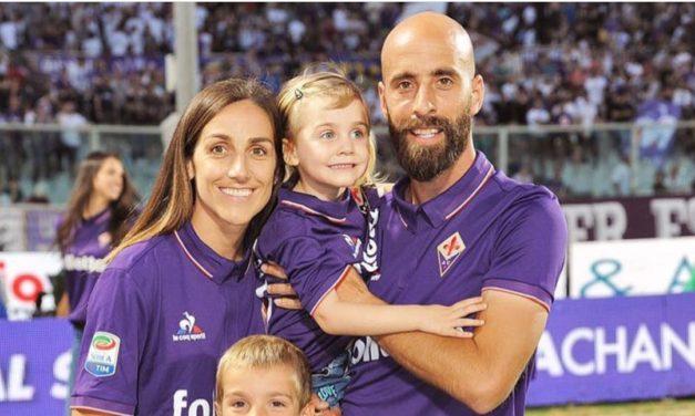 """Lady Valero: """"Vi racconto il mio Fiorentina-Juventus. In casa nostra c'è una parola vietata…"""""""