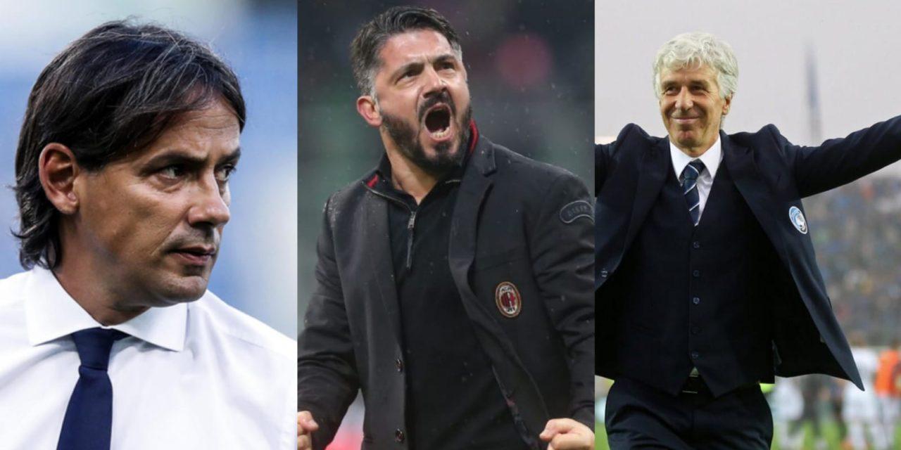 Lazio, Milan, Sassuolo e Atalanta non sono più forti della Fiorentina. Eppure…