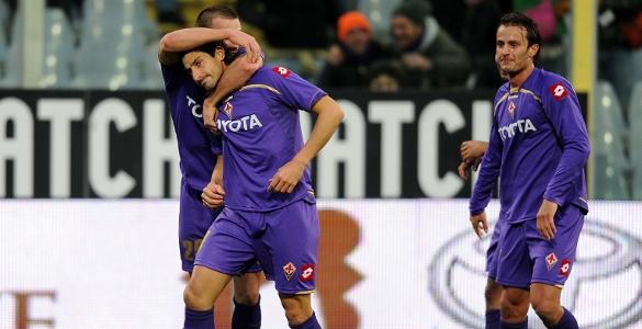 """Castillo: """"Eternamente grato a Prandelli per avermi fatto giocare in Champions. La classifica dei viola.."""""""