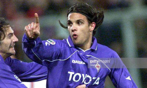 """Nuno Gomes: """"La Coppa Italia vinta a Firenze indimenticabile, quell'anno fu bellissimo. Mancini…"""""""