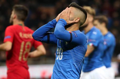 L'Italia domina ma non sfonda il muro portoghese. A San Siro è 0-0. La cronaca