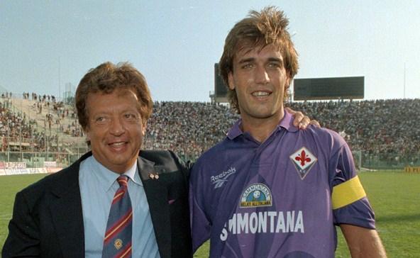 """Cecchi Gori: """"Il calcio è marcio, ci hanno spedito in B, per dispetto ho venduto Batistuta alla Roma"""""""