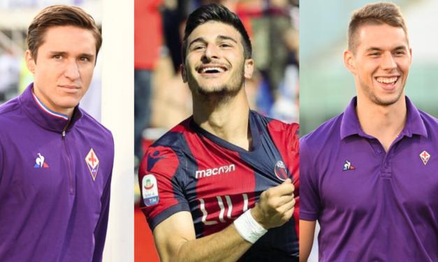 Tuttosport, la Juventus per arrivare a Chiesa offrirà Pjaca e Orsolini. L'inter invece…