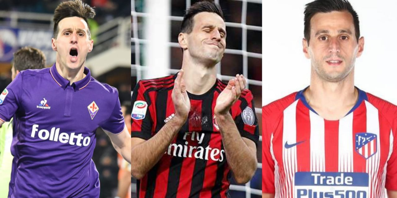 Dopo la Fiorentina, solo fallimenti. Kalinic flop anche in Spagna, l'Atletico Madrid…
