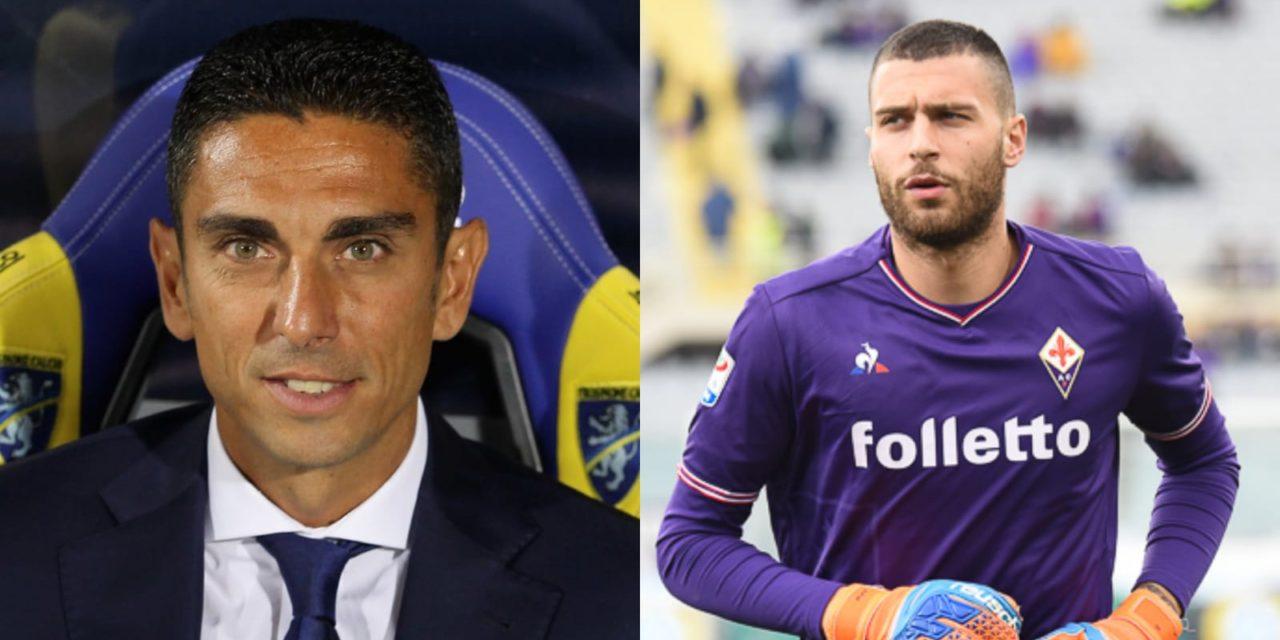 """Longo: """"Parole di Sportiello? Qui non siamo più alla Fiorentina, stiamo a Frosinone…"""""""