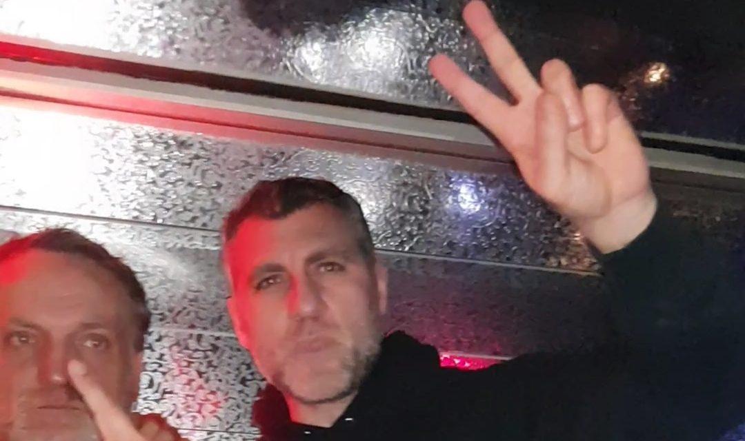 Bobo Vieri torna a Firenze per suonare in discoteca. Ecco il video del centravanti in consolle