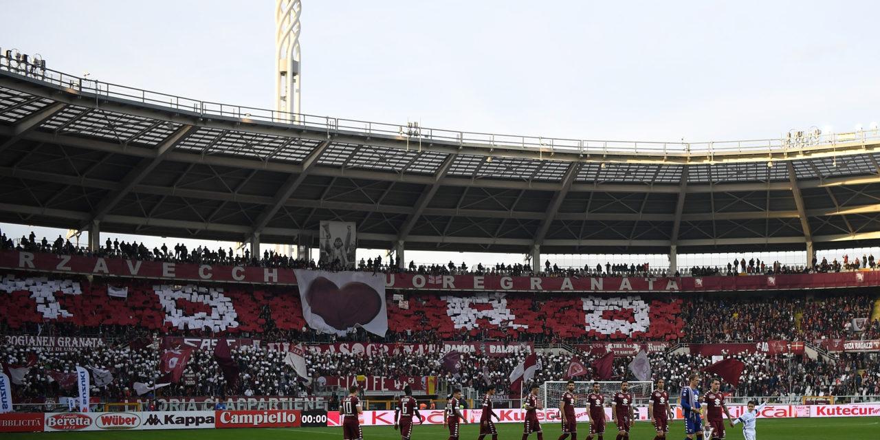 Torino-Fiorentina striscione per Magherini e Belardinelli, indagini della polizia