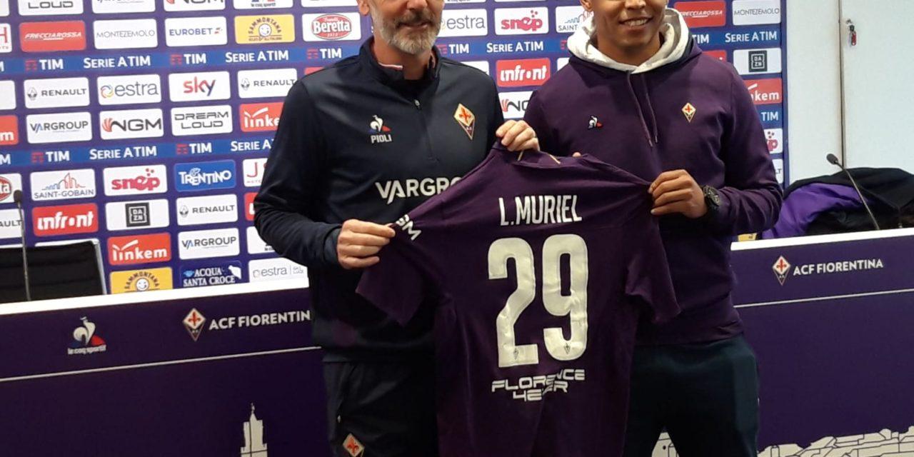"""Muriel: """"Sogno di rimanere qui a lungo. Preferisco giocare insieme ad una punta. Cuadrado…"""""""