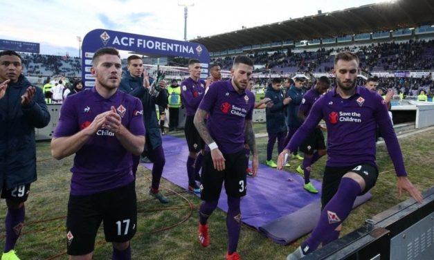 """La Fiorentina incontra i migranti, i più piccoli entusiasti: """"Racconteremo le nostre storie. Il nostro sogno…"""""""