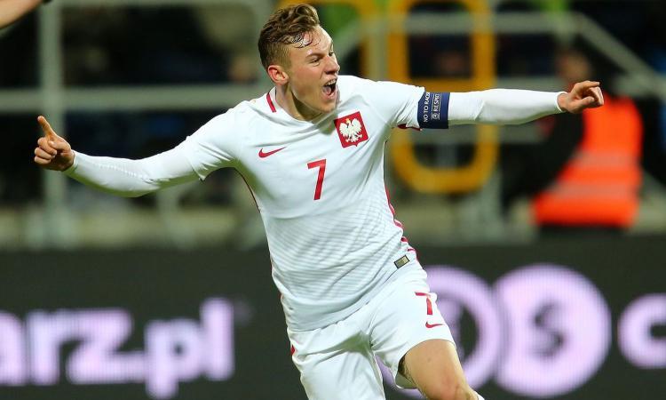 Zurkowski alla prima convocazione in Nazionale A polacca. Appuntamento il 21 Marzo nelle gare verso EURO 2020..
