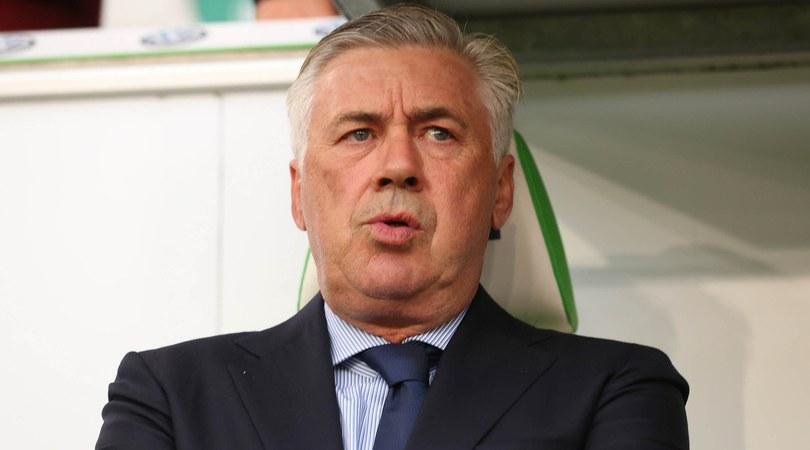 """Ancelotti: """"Due punti persi, meritavamo di vincere. Fiorentina pericolosa solo nel primo tempo"""""""