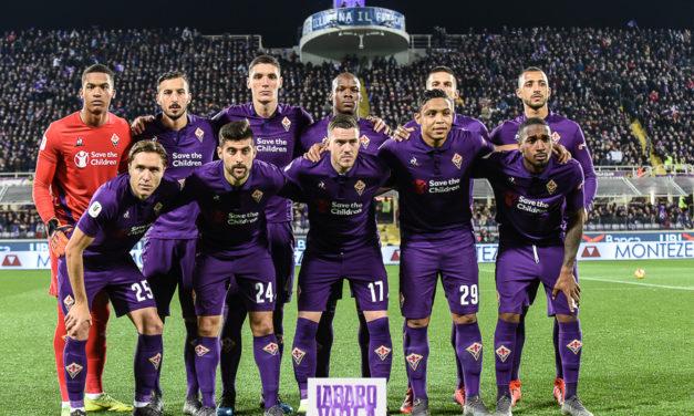 Lista dei convocati della Fiorentina contro la Juventus. Out Terracciano