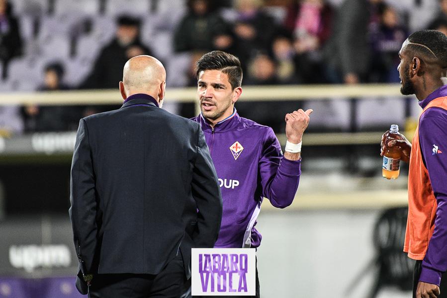"""Simeone: """"Pioli non si discute, lui sa il rapporto che ci lega. E sull'Atletico eliminato.."""""""