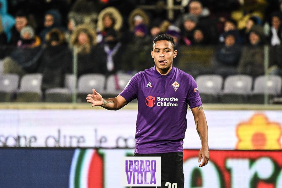 Goooool della Fiorentina! Assist al bacio di Chiesa e gol di Muriel!