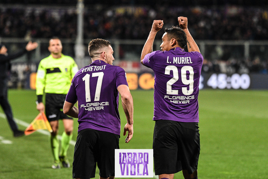 (VIDEO): Gli highlights di Fiorentina-Lazio 1-1