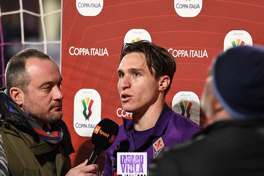 Per Chiesa è asta tra Inter, Juventus e Bayern. I nerazzurri offrono Politano ma la Juventus…