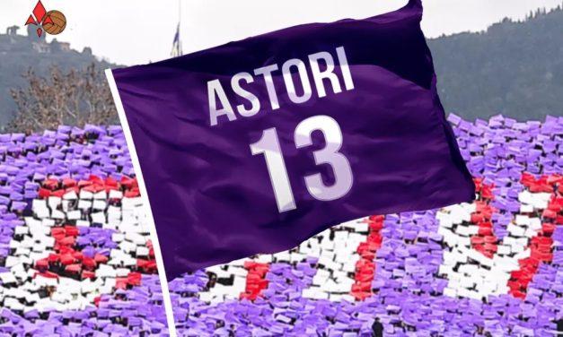 Contro l'Atalanta grande coreografia di tutto lo stadio in onore di Davide Astori. I dettagli