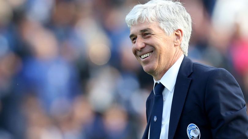 """Atalanta, Gasperini: """"E' un momento così, dobbiamo tirare un po' le fila. Ora dobbiamo pensare alla Coppa Italia…"""""""