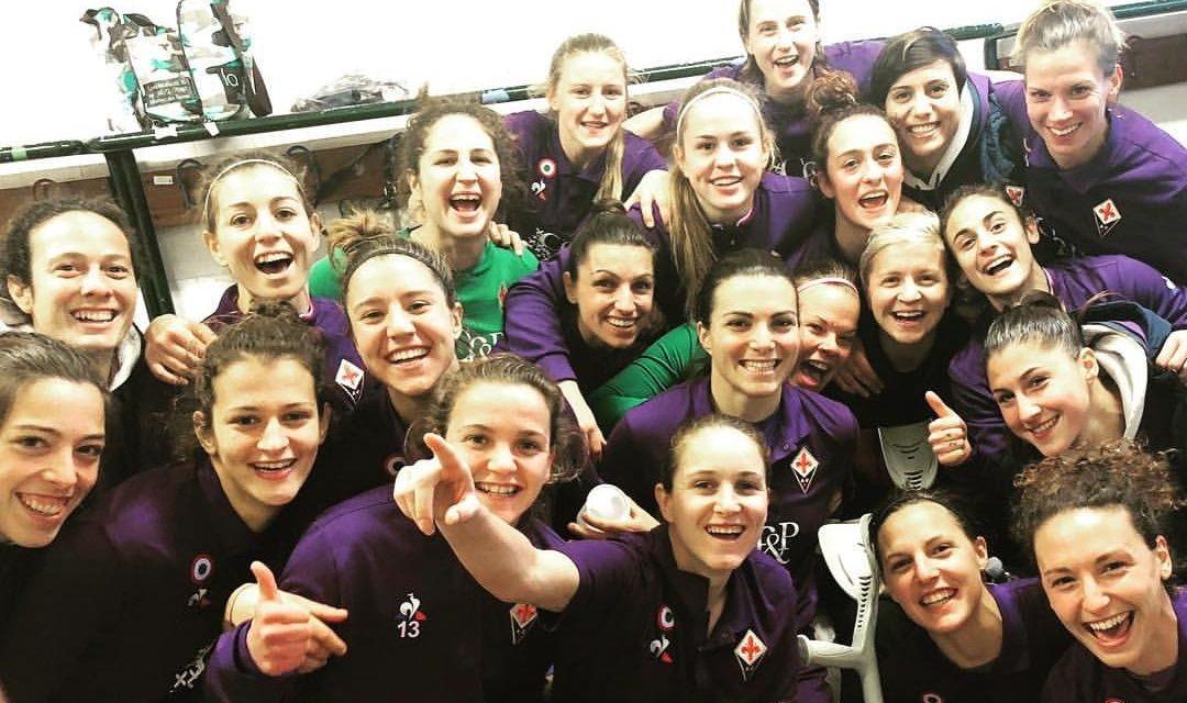 La Fiorentina Women's vince, la Juventus pareggia. Il primato è a meno 1 con 6 partite alla fine…