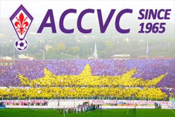 """ACCV: """"E' il momento di sospendere qualsiasi cosa e di dare fattivamente tutto il nostro sostegno alla Fiorentina…"""""""