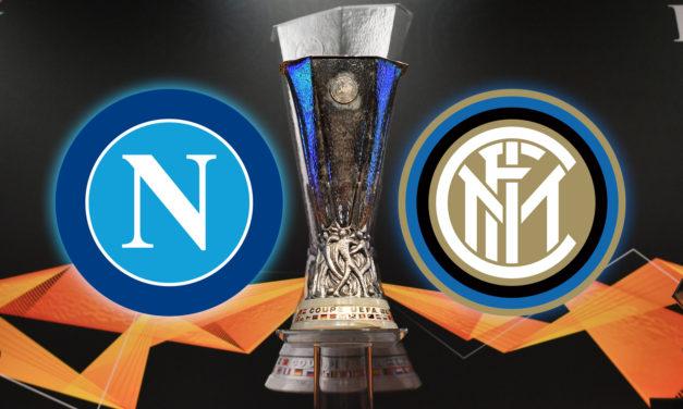 Sorteggio Europa League: l'Inter incontrerà il Francoforte, il Napoli contro il Salisburgo