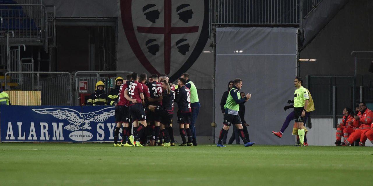 La moviola di Cagliari-Fiorentina, Doveri perfetto nell'annullare i due gol al Cagliari. Lo dice il regolamento