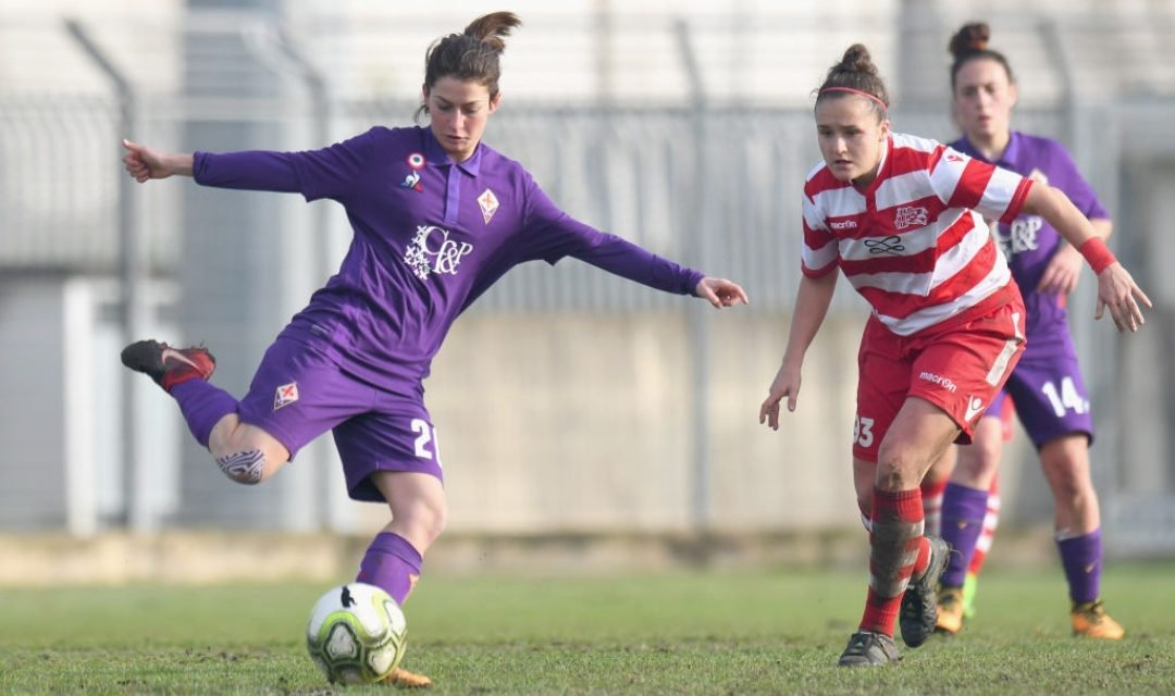 Fiorentina Women's-Florentia, posticipata a domenica 31 marzo
