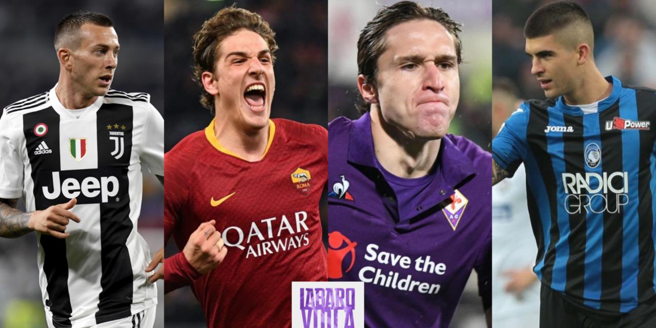 Che squadra avrebbe oggi la Fiorentina se non avesse venduto i suoi giovani migliori?