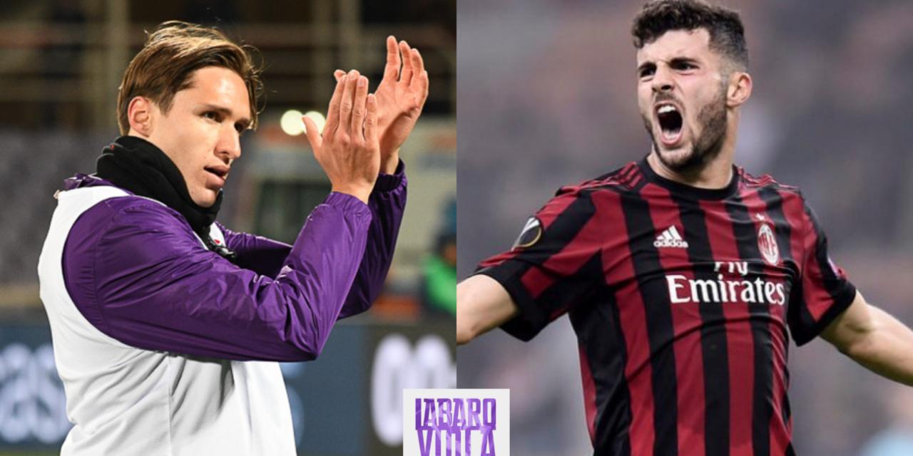 Sportitalia, il Milan vuole Chiesa e offrirebbe soldi più Cutrone per portarlo a Milano