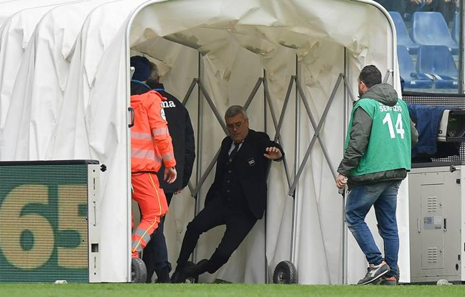 Gasperini querelato dalla Sampdoria. Adesso rischia anche una pesante squalifica