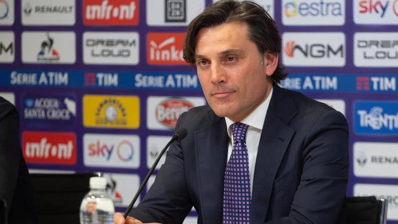 Montella: ''Il mio entusiasmo per far ripartire la Fiorentina''
