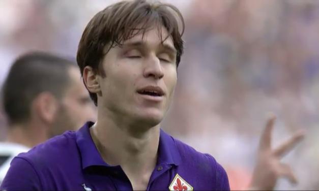 Chiesa devastante, al momento del cambio lo Juventus Stadium lo fischia sonoramente