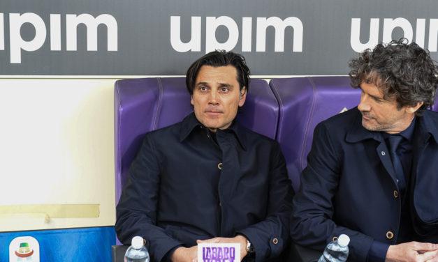 """Montella: """"Dobbiamo difendere la Fiorentina e la città di Firenze con le nostre armi…"""""""