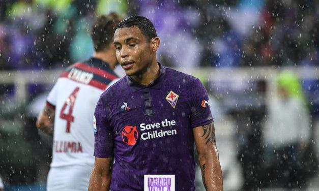Moviola Gazzetta, manca un rigore alla Fiorentina, fallo su Muriel, che poi viene ammonito per sinulazione